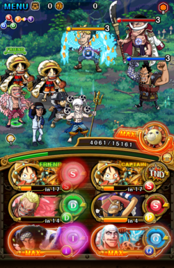 Forest of Training Whitebeard Stage 20 b