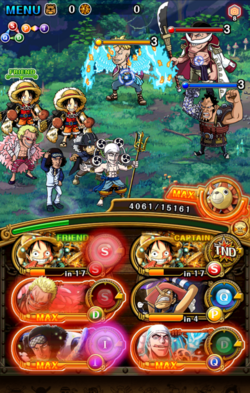 Forest of Training Whitebeard Stage 20 a