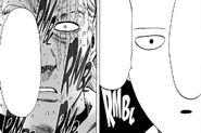 Saitama asks King