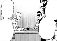 Saitama interrogated