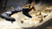 Genos attacks