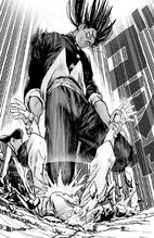 Suiryu knees Saitama