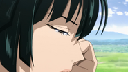 Fubuki crying