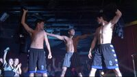 412 boys perform