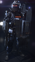 Heavy Helghan Security