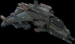 Hornet render