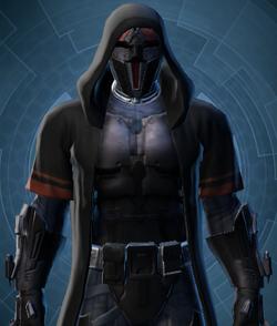 Nigrash in armor