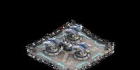 UGI Missile Turret Installation