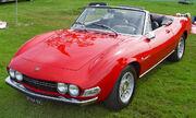 1970 Fiat Dino 2400 Spider Red