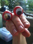 Oobi Kako Eyes Hand Puppet Blog - Johand