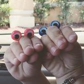 Oobi Eyes Hand Puppet Couple