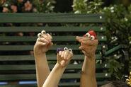 Oobi Kako Nick Jr Noggin TV Series Show Hand Puppet Character 5