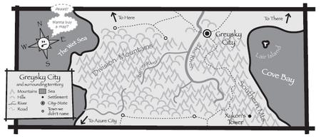 Greysky Area