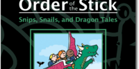 Snips, Snails, and Dragon Tales