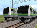 Openbve e233-6000