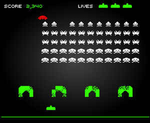 Taito spaceinvaders