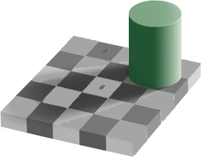 Same-color-illusion