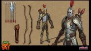 Concept ElfArcher1