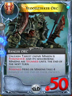 Bloodzerker Orc
