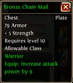 BronzeChainMail