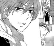 Hayasaka smiles