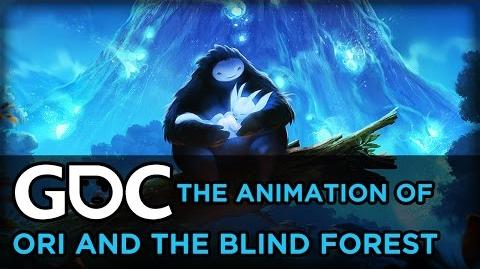 The Animation Process Of Ori & The Blind Forest