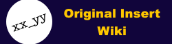 Original Insert Wiki