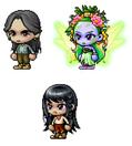 Avalon, Cheveyo, and Alona Groves