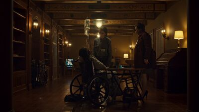 Orphan Black - 504 - Let the Children & the Childbearers Toil 6100
