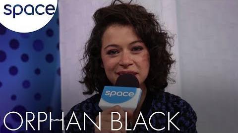 Orphan Black - Tatiana Maslany Q&A - Ep.502