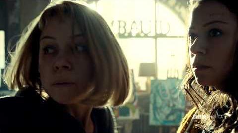 Orphan Black Season 5 Sarah & MK (Ep 2 spoilers) Saturdays 10 9c on BBC America