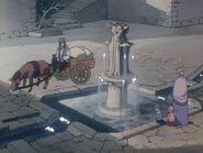 Totokanta City - Statue
