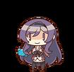 Mutsuki Asahina chibi