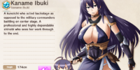 Kaname Ibuki