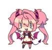 Murrills (Succubus Little Sister version) chibi