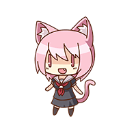Miko Cat Chibi