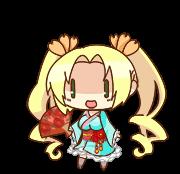 Oikawa Umine chibi