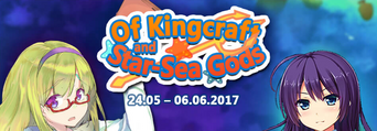 Of Kingcraft And Star-Sea Gods Banner2
