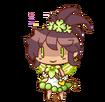Green Ageha Chibi