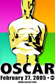 77th Academy Awards poster