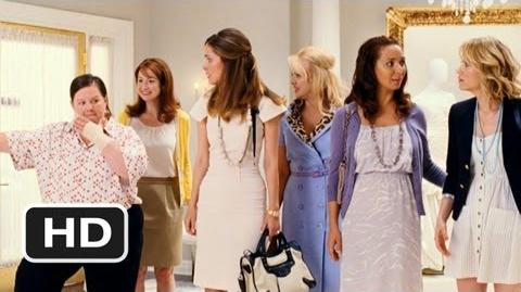 Bridesmaids Official Trailer 1 - (2011) HD