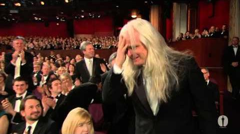 """Life of Pi"" winning Best Cinematography"