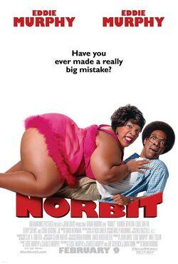 Norbit-poster