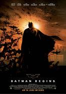 Batman Begins Poster 3