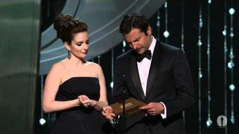 """The Girl With The Dragon Tattoo"" winning the Oscar® for Film Editing"