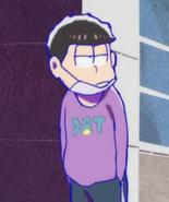 Ichimatsu dat shirt