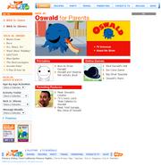 Oswald NickJr.com - Show Page