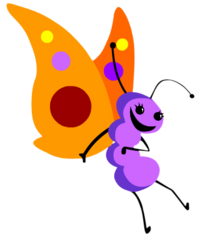 Madame Butterfly Oswald Nick Jr Character