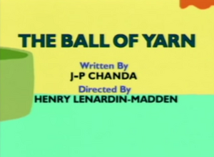 The Ball of Yarn