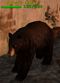 Creature Blackbear